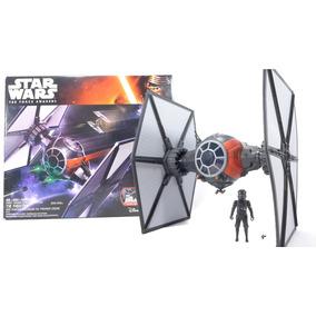 Juguete Coleccion Star Wars De Hasbro Tie Fighter 1,299$