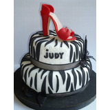 Torta Decorada Para Mujeres Con Experiencia Femenina - Kaupé