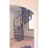 Escalera De Caracol Fundida Distintas Medidas