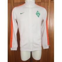 Chamarra Trackjacket N98 Werder Bremen Alemania 2013-14 Nike