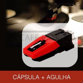 Cápsula E Agulha Toca Disco Ctx, Philips, Ion, Teac, Sjn68
