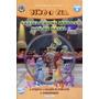Livro Dino E Cia 3 - Castelo Bons Modos Baú De Natal - Dvd