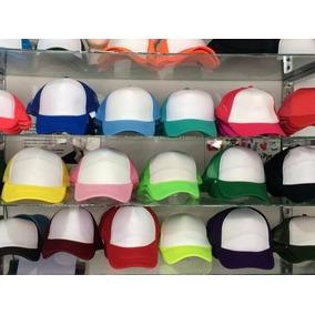 Gorra Malla Para Sublimación, Gorras Personalizadas, 20color