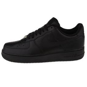 Tenis Nike Air Force One Choclo 100% Originales Negro