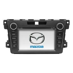 Estereo Navegador Mazda Cx7 Dvd Bluetooth Hd Usb Sd Tv