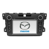 Estereo Navegador Mazda Cx7 Dvd Bluetooth Hd Usb Sd Tv
