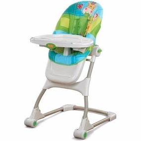 Silla De Comer Discover And Grow Fisher Price