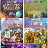 Oferta: 4 Libros Visual 3d Biologia Ciencia Tecnologia, Etc