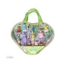 Disney Tinkerbell Polly Pocket Fashion Set De Juegos [disney