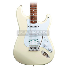Guitarra Electrica Squier Stratocaster California Fat White