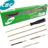 Kit De Limpeza Cbc P/ Carabinas De Pressão 5.5 Mm