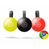 Google Chromecast 2da Gen Smart Tv Usb Wifi 3200 Vendidos!!!
