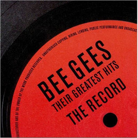 Cd Bee Gees - Their Greatest Hits The Rec / 2 Cd