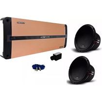 Módulo Audiophonic H-tech Blow One+2 Subwoofer Club C1-12 D2