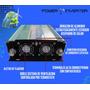Inversor De Voltaje 12vdc/110vac 1500w Onda Sinusoidal Pura