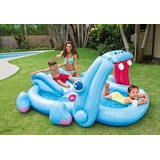 Piscina Hipopótamo 221x188x86 Intex57150 Niños Inflable