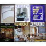 Lote 6 Revistas Decoracion Muebles Baños Cocinas