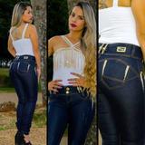 Calça Jeans Carpam Levanta E Modela Bumbum