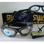 Armação Óculos Proteção Para Lente De Grau Steelpro Vicsa