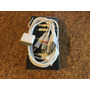 Cable Av + Usb Para Iphone 3g Itouch Ipod Classic