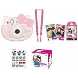 Fujifilm Instax Hello Kitty Cámara Instantánea - Inc 10 Foto
