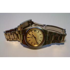 Reloj Omega Seamaster Automatic Gold Plated