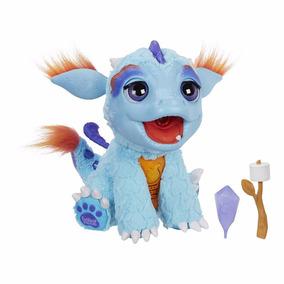 Dragon Furreal Mascota Interactiva Hasbro( Estilo Zoomer)