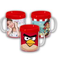Tazas De Plastico Personalizadas Con Foto - Las Mas Lindas!!