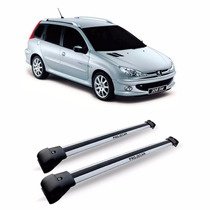 Travessa De Teto Peugeot 206sw 207sw E Escape Prata