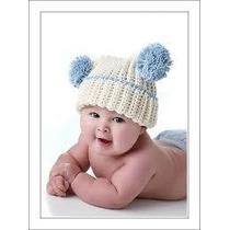 Gorros Tejidos Bebes Princesas Minion Disney Baby Shower