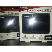 Disco Duro Portátil Usb 3 Teras Toshiba Canvio Connect Il.df