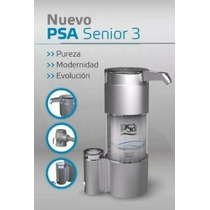 Purificador Psa Senior Canje Nuevo+kit De 13 Filtros Regalo