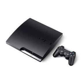 Ps3 Playstation 1000gb + 70 Jogos + 2 Controles