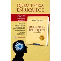 Quem Pensa Enriquece - Napoleon Hill Livro Digital Ebook