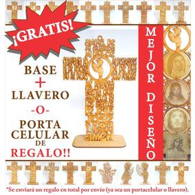 Cruz Oración Ángel De La Guarda Niño 18 Cm Recuerdos Bautizo