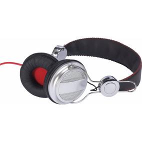 Audífono Alambrico Rca Hp5041/hp5043 Estilo Dj 3.5mm