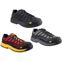 Zapato Tenis Caterpillar Casquillo Seguridad Envío Gratis!