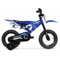 Bicicleta Bmx Marca Yamaha Para Niños Rodada 12