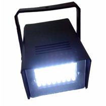 Mini Strobo De Led 35w 24 Leds Iluminação 110v Frete Grátis