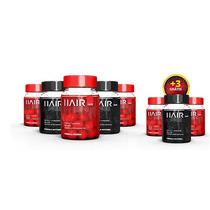 Haircaps Day E Noite Kit 8 Frascos 240 Cps - Frete Gratis !!
