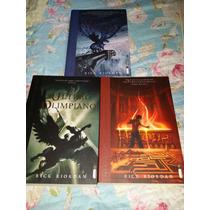 Coleção Percy Jackson E Kane - Rick Riordan 13 Livros