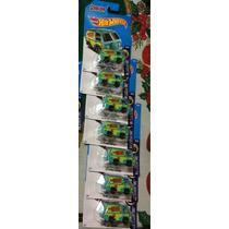 Hotwheels Maquina Del Misterio Scooby Doo