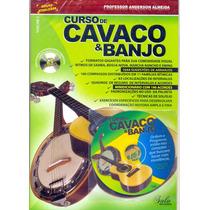 Método De Cavaco E Banjo-cd Grátis- Anderson Almeida-vol.1