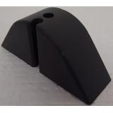Calço Plástico Ondulado Para Telha Preto - Embal 250 Pçs