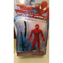 Spiderman Hombre Araña Muñeco Articulado Armonyshop