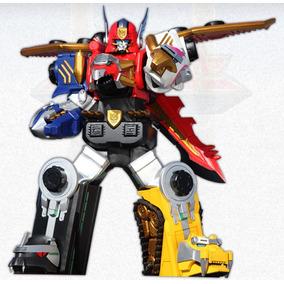 Power Rangers Megaforce Gosei Great Megazord De 15c Bandai
