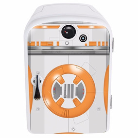 Star Wars Bb-8 4l Minibar Mini Fridge Con Licencia Oficial