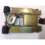 Chasis Rbs Importado Slot 1/24 Con Motor Parma Antiguo