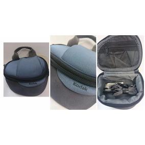 Bolsa Pra Câmera Digital- Sony, Samsung, Canon E Nikon