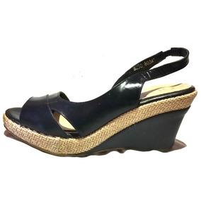 Zapato Tipo Sandalia Wedge ~ Guss ~#1136